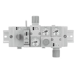 Manifold Regulator, Common Supply Type, ARM11A Series