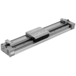 Mechanically Jointed Rodless Cylinder, Linear Guide Type MY1H Series