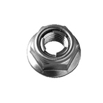 Stainless Steel Flange Stable Nut (Small)