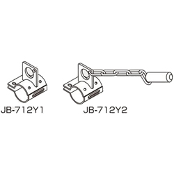 Pipe Frame Hand Truck Connection Part, JB-712Y1/JB-712Y2
