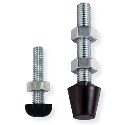 Bolts and Nuts for Toggle Clamps with Rubber Head