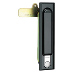 Flat Autolock Handle (Cylinder Lock Type) A-480-A