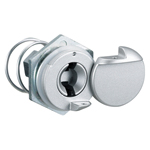 Lock Handle with Sealed Holes, A-146-M