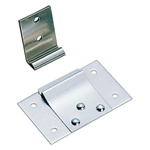 Stainless Steel Corner Catch C-1072