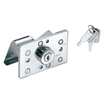 Stainless Steel Push Catch C-1885