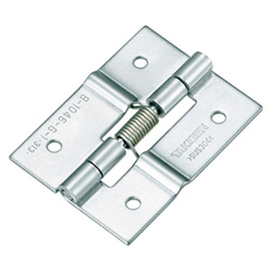 Stainless-Steel Hinge With Spring B-1046-G