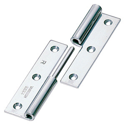 Stainless Steel, Square, Slip-Joint Hinge B-1004