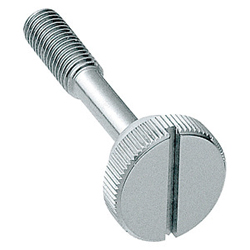 Stainless-Steel (SUS303) Long-Shank Knurled Knob Fastener A-1176