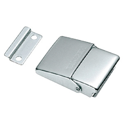 Stainless-Steel Square-Shaped Snap Lock C-1084