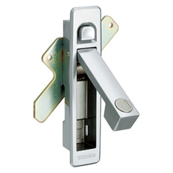 Flush Handle With Push Button A-160-A