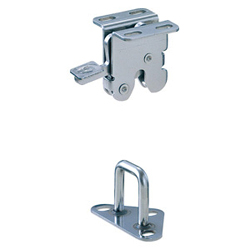 Stainless Steel, Small, Snatch Lock C-1451