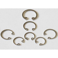 Small Diameter C Type Stop Ring (C Ring)For Hole