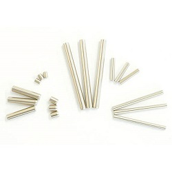Stainless Steel Parallel Pin, A Type/Soft (m6)