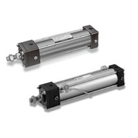 Strong pneumatic cylinder 10A-2 series