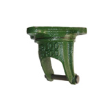 Ductile Caster P Type Free Type Bracket PBR