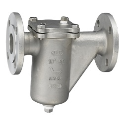 Stainless Steel 10K Flange Type U-Shaped (Bucket-Shaped) Strainer