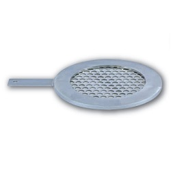 Temporary Stainless Steel Flat Type Strainer