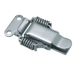 Patch Locks Spring Type Stainless Steel