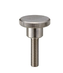 Knurled Knob, Stepped
