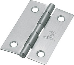 Stainless Steel Medium Duty Hinges