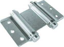 Stainless Steel Swivel Hinges (Double Door)