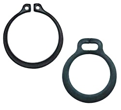 Snap ring (for shaft)
