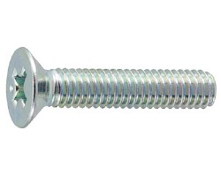 Flat Head Screw (Fully Threaded)