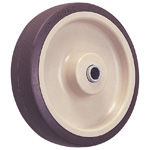 Wheel for SUS-S Series (Stainless Steel) Dedicated Caster, Medium Duty Urethane Wheel, S-UB (GOLD CASTER)