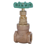 150 Type - Bronze Screw-in Gate Valve