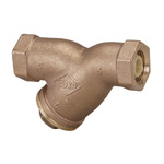10K Type, Lead-Free Bronze Y Type Strainer (JV5)