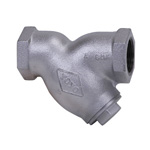 16K Type Ductile Cast-Iron Screw Down Strainer (Y Shape)