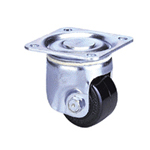 Super Heavy Class 100WHB-P Truck Type Special Synthetic Resin Wheel (Packing Caster) with Roller Bearings for Ultra Heavy Loads