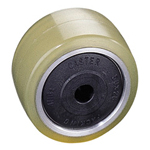 HB2-PA: PA Polyurethane Wheels for Small Weights with Radial Bearings