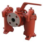 KW-1 Strainer (Duplex Type, for Oil)