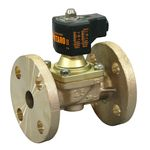 PF-22 Type Solenoid Valve (for Steam, Liquid, and Air) with Strainer Momotaro II