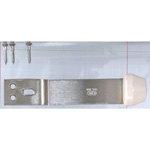 Stainless Steel Public Housing Doorstop VA