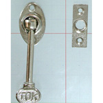 Brass N Plated Screw Fastener VA