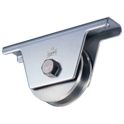 Stainless Steel Heavy Load Door Roller with 440C VH Combination Type