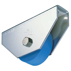 MC Soundproof Heavy Door Roller Flat Type