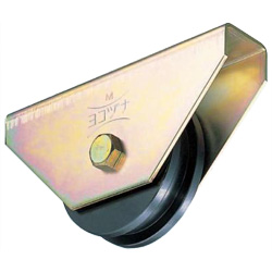 Iron Heavy Door Roller H Type