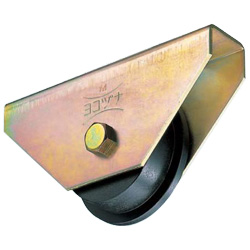 Iron Heavy Door Roller Caster Type