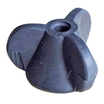 Push-In Rubber Nut