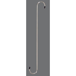 Stainless Steel Long S-Shaped Hook