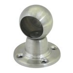 Stainless Steel Handrail Bracket (Stop)