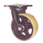 Swivel Axle with Marine Specification Urethane Wheels for Heavy Loads (MUHA-Mg Type)