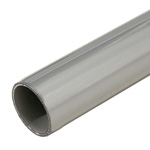 ø42 Erector Pipe, ø42 Pearl Silver Pipe, HLPS-4000 PSL