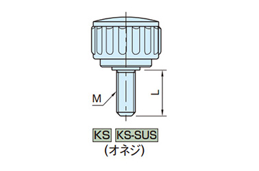 KS, KS-SUS (stud, fall-prevention type)