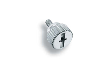 Stainless-Steel Knurled Knob With Cross Recessed Head A-1176-SP: related images