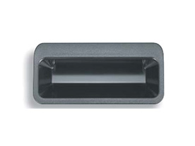 AP-268-2-Black external appearance *Front