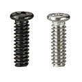 Micro Screws, Pan Head Machine Screws for Precision Instruments